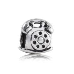 Berloque Prata Telefone: Compre na Rosana Joias & Relógios - Rosana Joias