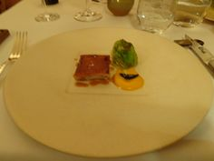 Leitão revisitado / suckling pig revisited (2013) @ Restaurant Belcanto