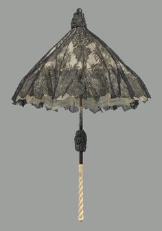 Parasol  * French, about 1870