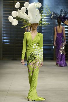 John Galliano Spring Summer 2007 Ready-to-Wear
