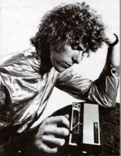 David Bowie and Stylophone