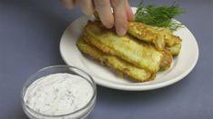 Rántott cukkini különleges tésztabundában! A legfinomabb, amit valaha készítettem! French Toast, Cooking Recipes, Picnic, Breakfast, Food, Morning Coffee, Eten, Picnics