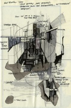 Drawing ARCHITECTURE, ryanpanos: UN Freeport Enclaves | Alephograph...