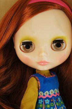 Wishing for 'Phoebe Maybe' as my next Blythe, hopefully for my birthday...