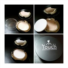 My personal comparison. Mineral Touch Cream & Powder Foundation provides a high coverage look without feeling heavy on the face. *Not Cakey *Even Finish $32 Each or get a set of 2 for $60 Get yours at www.SarahsLuxeLashes.com