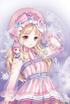 Cancer in anime! Anime Girl Cute, Beautiful Anime Girl, I Love Anime, Kawaii Anime Girl, Anime Art Girl, Anime Girls, Anime Horoscope, Anime Zodiac, Fanarts Anime