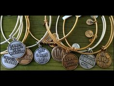 Great sayings - Alex and Ani