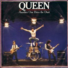 """""""Another One Bites The Dust"""" Queen (1980)"""