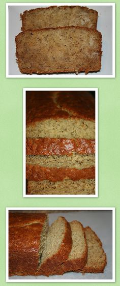 BEST BANANA BREAD EVER!!!  Moist and delicious. This will quickly become your go to recipe for banana bread!!    www.cookinandkickin.com/2010/01/best-banana-bread-yet_11.html