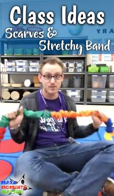 "Teach Yourself Piano Scarves, xylophones, and a stretchy band down by the sea! Learn how I use Lynn Kleiner's Music Rhapsody song ""The Waves"" for exploration and lots of fun! Preschool Music, Teaching Music, Teaching Kids, Learning Piano, Preschool Ideas, Kids Music, Fun Music, Movement Activities, Music Activities"