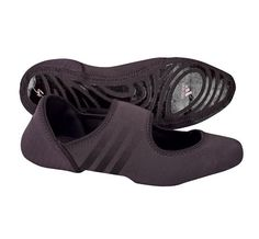 Pilates Shoes adidas--a little boring but very clean lines and practical