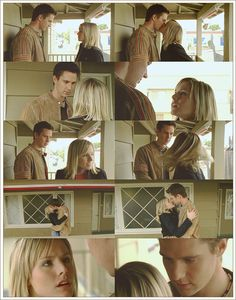 18# - veronica and logan - top best couple from tv series.  I admit it, I cheered when this happened