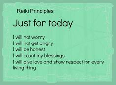 When we are stressed or overwhelmed we can use Reiki principles to help us through. We can use them as a base for creating our own thought changing words Kundalini Meditation, Guided Meditation, Reiki Therapy, Massage Therapy, Reiki Principles, Reiki Quotes, Reiki Courses, Ayurveda Yoga, Just For Today