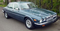 1984 SJ6 Jaguar Sedan - my dream car. I      WILL have one of these some day!