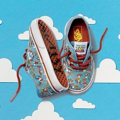 Vans Toy Story Infantil