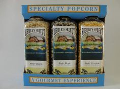 Riehles Select Popping Corn 3Pack Hulless Gourmet Popcorn -- Want to know more, click on the image.