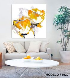 Cuadros Abstractos 1 Pieza Multimedia Arts, Fruit Painting, Modern House Design, All Art, Abstract Art, Arts And Crafts, Wall Decor, Tapestry, Watercolor