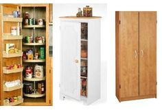 pantrey | Picture of Pantry Cabinet