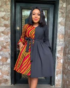 ankara mode There are toons of Ankara styles for ladies trending in the year Picking the Short African Dresses, Ankara Short Gown Styles, Latest African Fashion Dresses, African Print Dresses, African Print Fashion, Ankara Fashion Styles, African Ankara Styles, African Style Clothing, Modern African Fashion