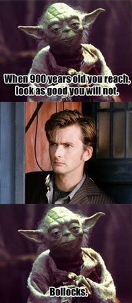 Ummm, what was that, yoda? Not look good at 900? The doctor's 907 in this picture!