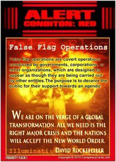 False Flag Operations