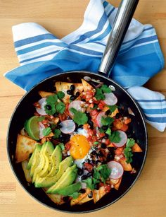 Hangover Cure Mexican Chilaquiles