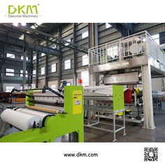 Display our nice meltblown machine. And we could offer machines making meltblown fabric from 800mm to 2400mm.  Contact us to learn more about our meltblown machine. Email: export@dakumar.com Whatsapp: +86 158-5868-5625