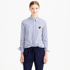 PLAY Comme des Garçons shirt, need this for everyday life