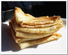 Gluten free, dairy free crepes - These look REAL!  Gotta try!