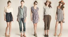 Eco fashion Criteria