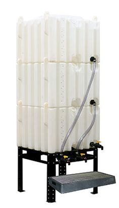 Ace Roto-Mold Tanks Plumbing Kits / Drip Trays, These plumbing kits include tubing, polypropylene fittings and ball valves (with nozzle) for gravity flowing products from tank to floor level.
