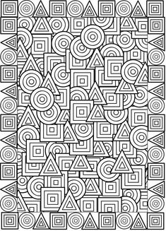 Adult Coloring (Doodles) is part of Geometric coloring pages - We do all kinds of textbooks illustrations, story books, story boards and doodle books Geometric Coloring Pages, Pattern Coloring Pages, Cool Coloring Pages, Flower Coloring Pages, Mandala Coloring Pages, Coloring Sheets, Coloring Books, Free Adult Coloring, Printable Adult Coloring Pages