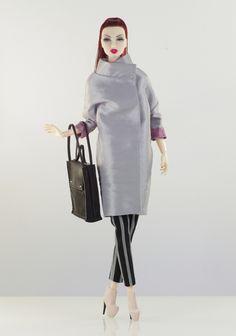 prepare for (FR nu.face body) set inc.: coat, top, pants, bag, shoes.