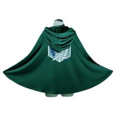 Attack on Titan Cosplay - Hooded Cloak