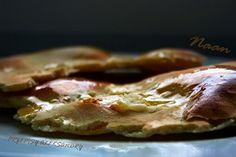 Naan Indian Bread // Naan Chleb Indyjski