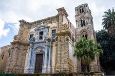 #martorana church, in #Palermo, #Italy