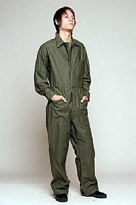 More coveralls for possible Kaylee costume