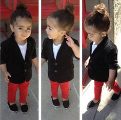 Oh my goodness...this is why I do not need a girl...lol.  THIS WOULD DEFINITELY BE MY DAUGHTER :)