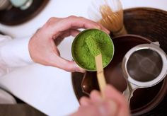 How to Make Matcha, Japanese Green Tea, Step by Step photo