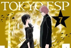 Tokyo ESP Vol. #07 Manga Review