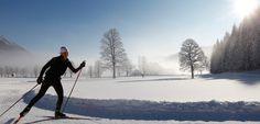 Langlauf in Österreich