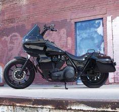 Harley Harley Dyna, Harley Bikes, Harley Davidson Motorcycles, Custom Motorcycles, Custom Bikes, Cars And Motorcycles, Dyna Low Rider, Street Bob, Harley Davidson News