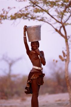 Excelentes fotos de la tribu Himba,Namibia - Taringa!