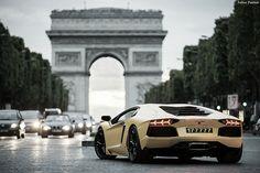 "/ Photo ""Lamborghini Aventador by Julien Fautrat Ferrari, Best Lamborghini, Lamborghini Aventador Lp700 4, Fancy Cars, Cool Cars, Triomphe, Ex Machina, Sweet Cars, Amazing Cars"
