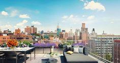 Take a Look Inside Gigi Hadid's NYC Apartment via Brit + Co