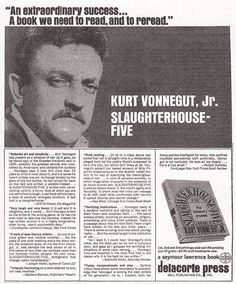 why did kurt vonnegut wrote slaughterhouse five