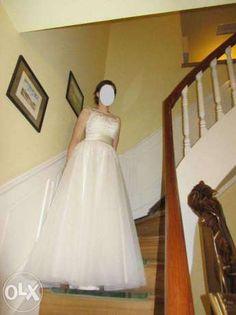 suknia Justin Alexander rozmiar 38 Warszawa - image 1