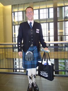 Scottish delegate to the 2014 JW Indianapolis International Convention