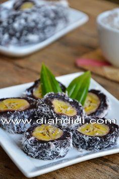 Diah Didi's Kitchen: Pisang Hitam Manis