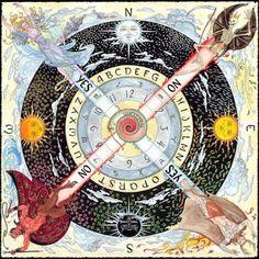 Spirit Pendulum Divination Board